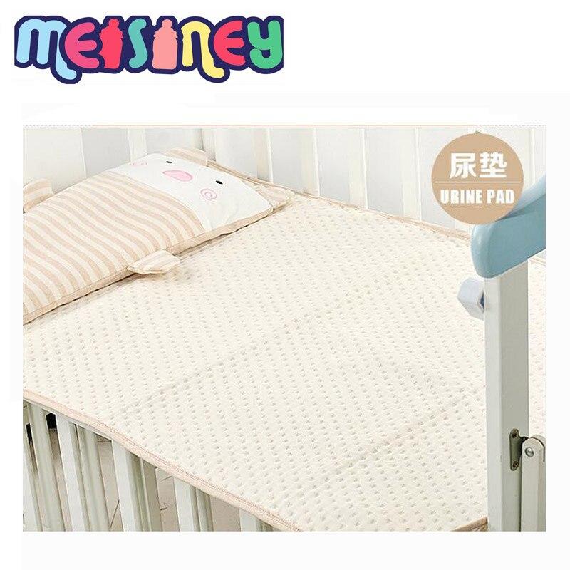 Latem mata ekologiczna z bawełny dla niemowląt, 35 * 45, bawełna - Pieluchy i Trenowanie toalety - Zdjęcie 1