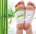 Venda quente Multifuncional 100 pçs/set Detox Foot Pads Patches Com Adesivo Da Medicina Chinesa Organic Cleansing Herbal Remendo