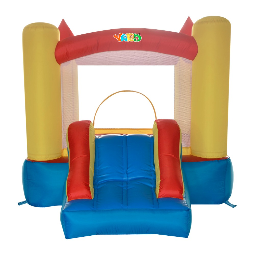 Yard Cute Inflatable Bounce House Residential Jumping Toys