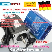 Set Nema34 L 116mm Closed Loop Servo motor Motor 6A Closed Loop 8N m 2HSS86H Hybrid_220x220 closed loop wire harness loop wire tools, loop wire cable, loop Wire Harness Assembly at soozxer.org