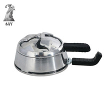 SY 1pc Aluminum Shisha Hookah Bowl,Charcoal Holder,Hookah Head,Heat Keeper