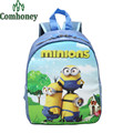 Minion Backpack for Girls Boys Toddler Backpack Snow Queen Zootopia Kindergarten Backpack Children School Bags Kids Schoolbag