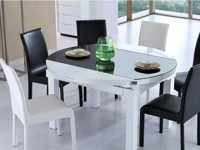 folding table function scale eat desk and chair combination of toughened. Black Bedroom Furniture Sets. Home Design Ideas