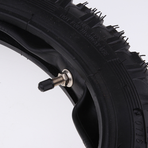 Image 3 - 2.50 × 10 オートバイゴムスクータータイヤ & インナーヤマハ PW50 ホンダ CRF50 XR50 2.50 10 タイヤなど溝容易ではない穿刺