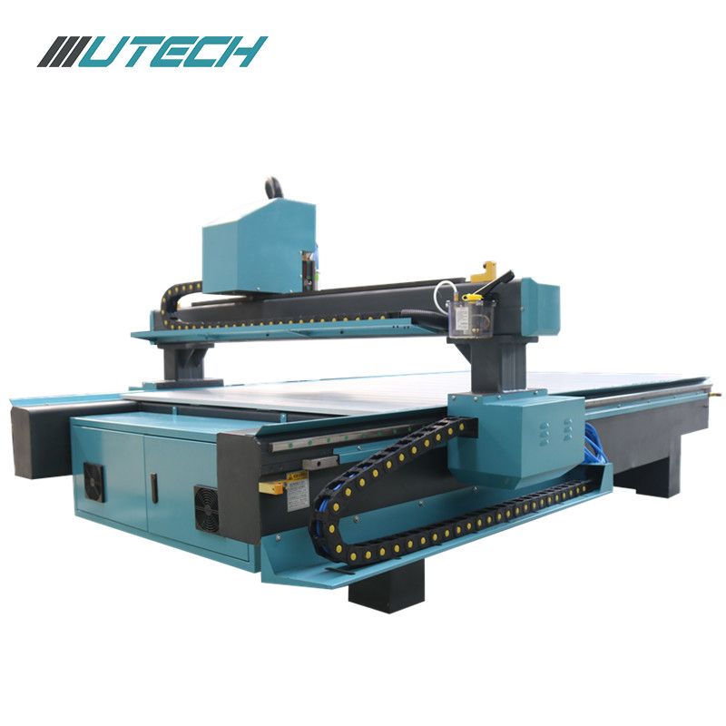 Utech High Speed Wood Mdf Furniture Cabinet Door Making Cnc Router