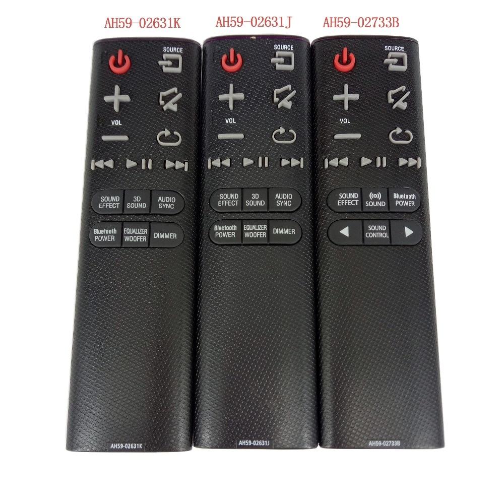 Samsung AH59-02631A Replacement Soundbar Remote for HW-H450 HW-HM45 HW-HM45C