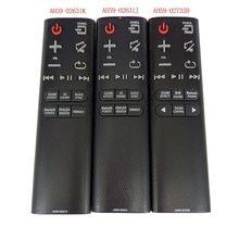 NIEUWE AH59-02733B AH59-02631K AH59-02631J voor Samsung Soundbar Afstandsbediening voor HW-J4000 HW-K360 HW-H450 HW-HM45 HW-H430 HW-H450
