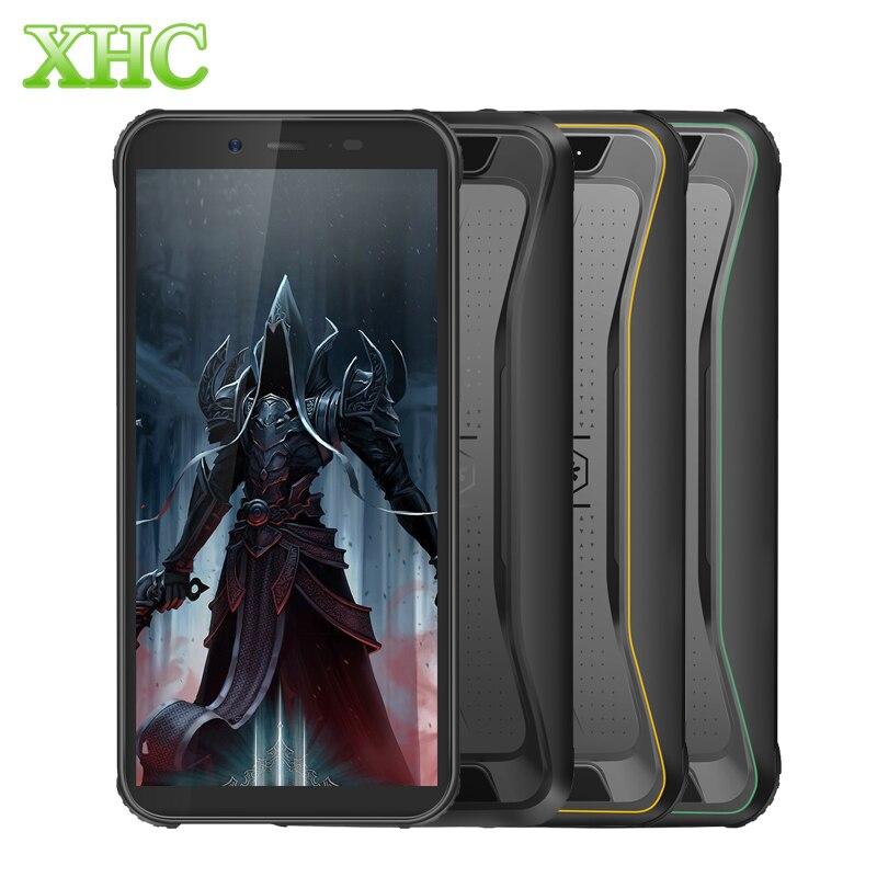 Купить Blackview BV5500 Pro Android 9,0 5,5 дюймов смартфонов оперативная память 3 Гб встроенная 16 4 ядра Dual SIM г LTE мобильные телефоны NFC OTG на Алиэкспресс