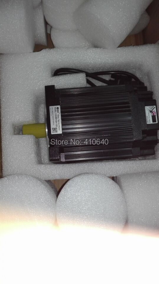 Leadshine легкий серво Двигатель(замкнутый цикл шагового) 3 фазы 1103HBM120H-1000 с 220/230VAC 12 nm 1000 линия энкодера