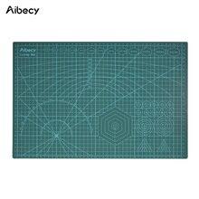 7b9d30c10 Aibecy PVC Patchwork herramientas A2 A3 estera de corte cortador de papel  Manual herramienta de bricolaje