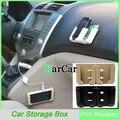 Caixa De Titular Do Cartão Móvel do carro Para O GPS, plástico Acessórios De Armazenamento De Carro Frete Grátis