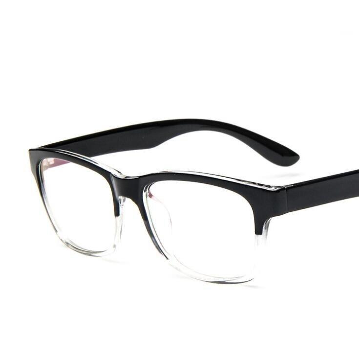 Nerd Computer Kühlen Brillen Männer Rahmen Männlich brillen Optische ...