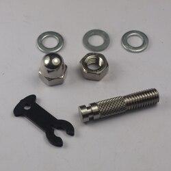 3 D аксессуары dimprimante pour Ultimaker Фидер molets pieces dalimentation du kit de vis dentrainement 304 en acier inoxyda