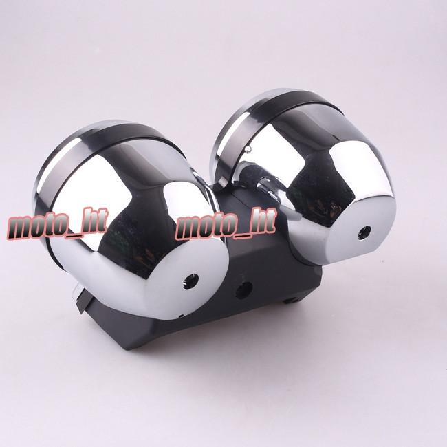 2YF018--_3_-CB400SF-95-98-Speedometer-Tachometer-Case-Cover-Lens