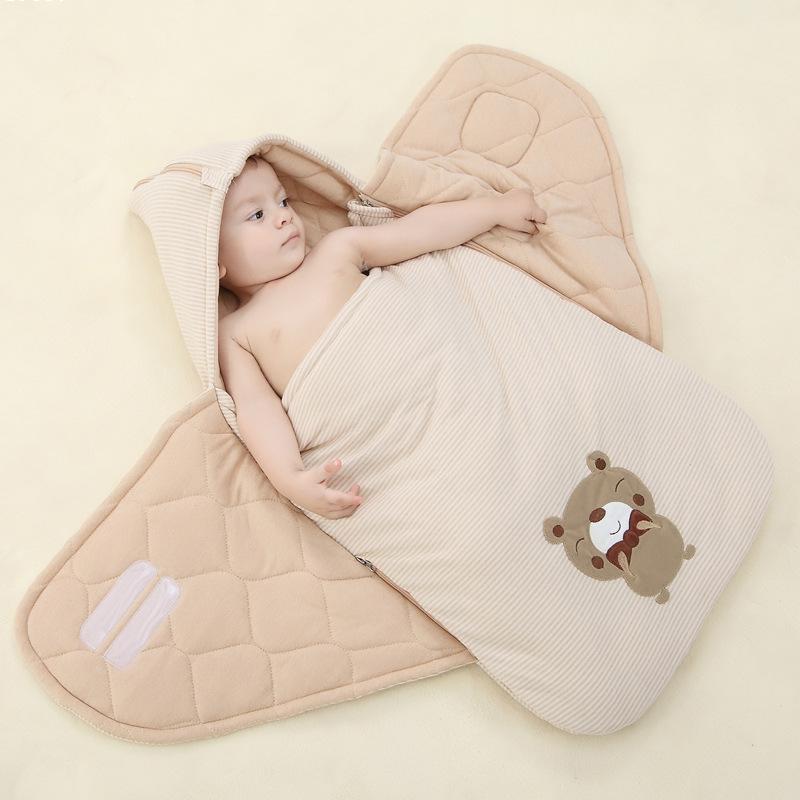 Envelope for newborn Baby oversized sleeping bags winter as cocoon wrap sleepsack,sleeping bag baby as blanket & swaddling B5 hot sale square photo frame pattern oversized shawl wrap blanket poncho cape for women