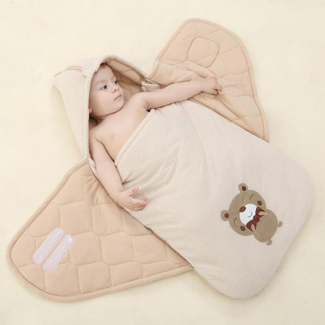 Envelope For Newborn Baby Oversized Sleeping Bags Winter As Co Wrap Sleepsack Bag