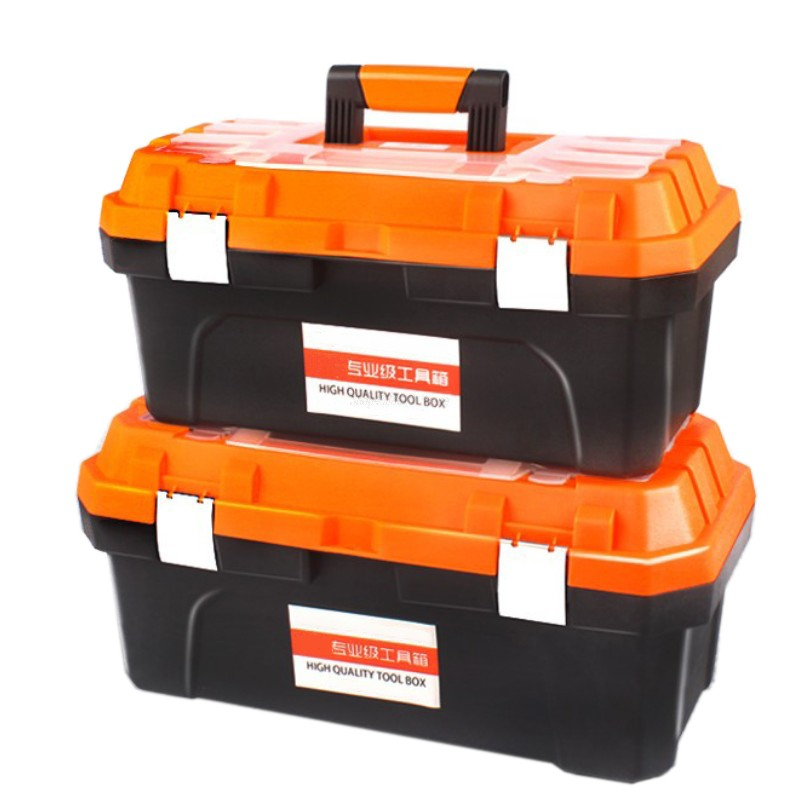 Tool Box Portable Large Storage Tool Case Components Woodworker Electrician Box High Quality Home Hardware Parts Case