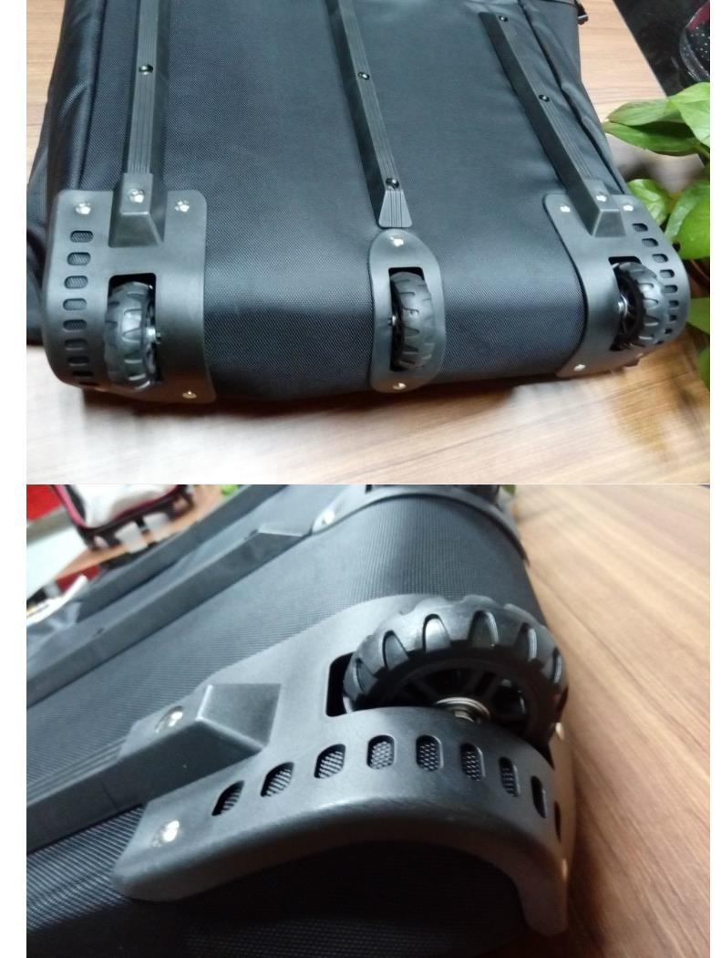 7581b7e6f0 165Cm with 3 wheels Snowboard Bag Large capacity   very wide   Drag Skis  Bag Pulley Ski A4788-in Skiing Bags from Sports   Entertainment on  Aliexpress.com ...