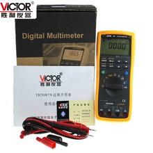 Big discount VICTOR VC78 Multi-Process Calibrator Multimeter Measure/Output Voltage And Current Signals