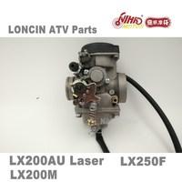 163 LONCIN ATV PARTS Carburetor 250 LX250 Quad Spare engine 250cc 200cc JS171FMM Nihao Motor LX250F RATO JIANSHE BASHAN Qual