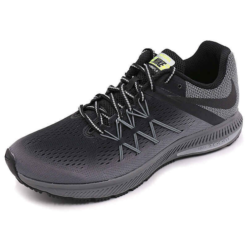 02d70654d4e4 ... Original New Arrival NIKE ZOOM WINFLO 3 SHIELD Men s Outdoor Breathable  Running Shoes Sports Sneakers Trainers ...