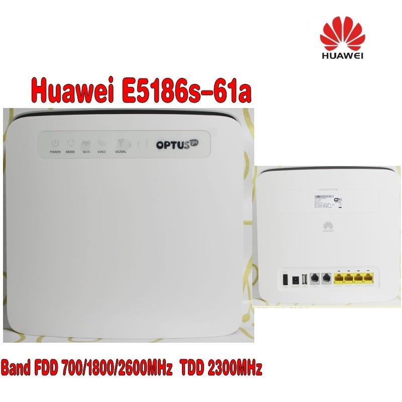 ᗔUnlock and Original 300M Huawei E5186 4G LTE Router Huawei ...