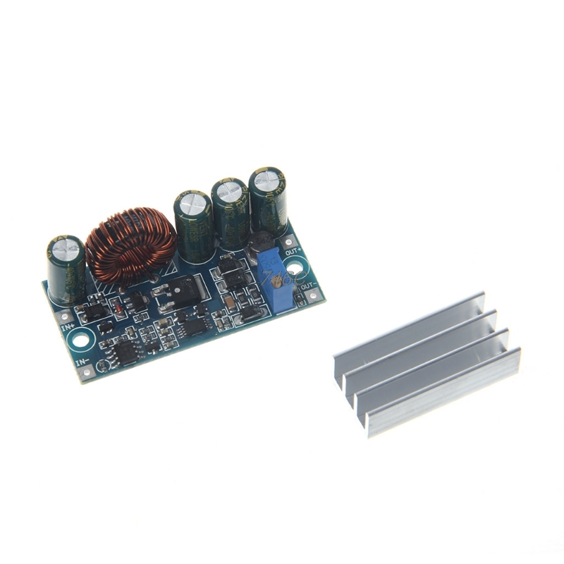 OOTDTY 2018 1PC DC Adjustable Voltage Regulator Boost Buck Step Up Down Converter AT30 4A  OCT30_35 10 pcs lot dc dc buck converter step down voltage module 6v 12v 20v 24v adjustable power supply 7 40v to 1 2 35v 8a 300w