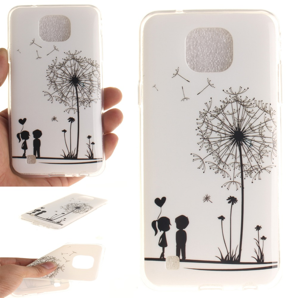 Case for LG X Cam Silicon Case for coque LG X Cam Case Silicone Cover K580 K580DS 5.2 inch