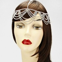 New Arrival Wedding Accessories for Bohemian Weddings Jewelry Headdress Beach Boho Wedding Head Chain