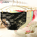 Sale women's underwearLace Panties Female Underpant Sexy Lingerie Seamless Breathable women Underwear string tanga thong Pantie