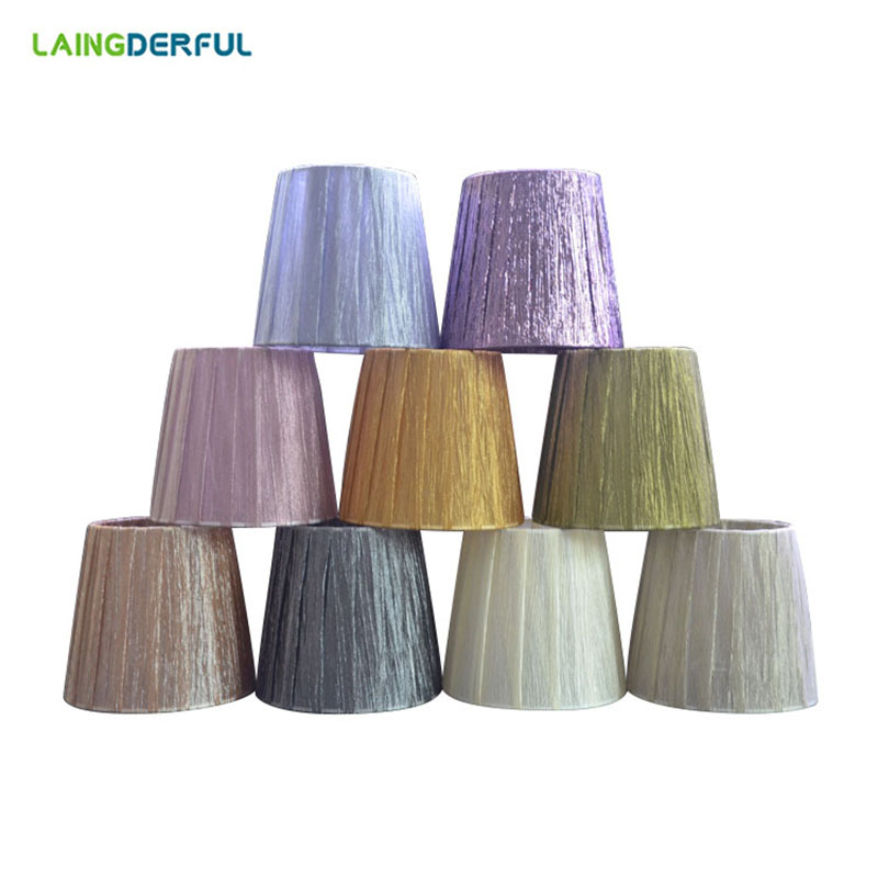 Art Deco Lamp Shades: Art Deco Fabric Lamp Shade Nordic Style Cloth Lampshade