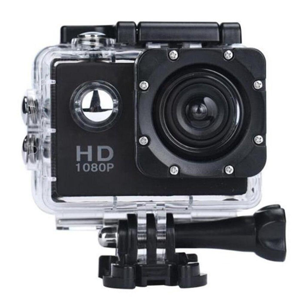 HD Cámara Deportiva Acción Videocámara Vídeo DV Camera Sumergible A9 1080P 12MP
