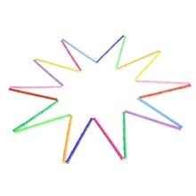 100 Empilhamento pçs/set Magnéticos Educacionais Blocos de Construção DIY Brinquedos Educativos blocos de Construção Magnético Brinquedos de Presente
