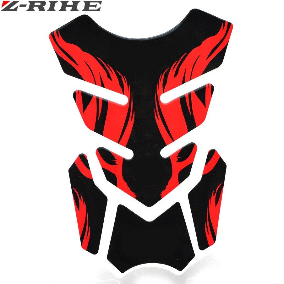 Резиновая 3D мотоциклетные Стикеры крышка Подушки Танк протектор нефть и газ топлива татуировки для Suzuki SV1000 SV 650 GSX R 600 GSF 600 bandit