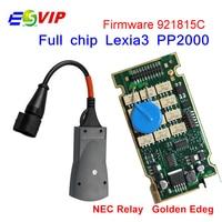 Best Full Chip Serial 921815C Lexia3 V48 PP2000 V25 Diagbox 7 76 Lexia 3 Diagnostic Tool