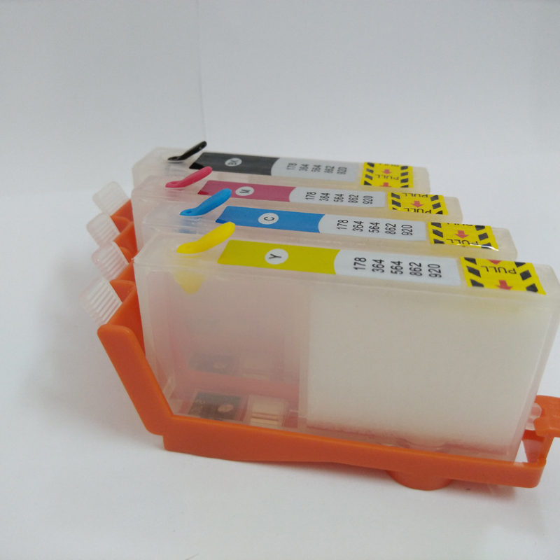 For HP 934 935 HP 934 HP935 Refillable Ink Cartridge with Chip for HP OfficeJet Pro