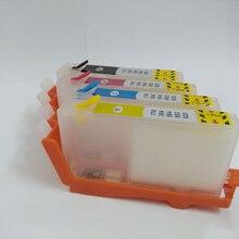 Для HP 934 935 HP 934 HP 935 многоразового картридж с чипом для HP Officejet Pro 6830 6230 6220 6815 6812 6835 принтер