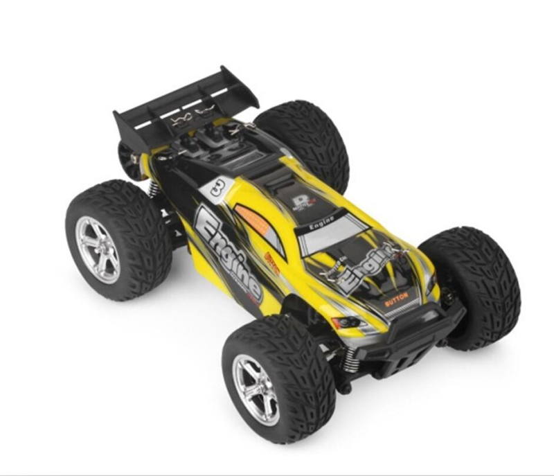 Man Kids toy electric racing car 20404 1 20 4WD driving off road 2 4g desert