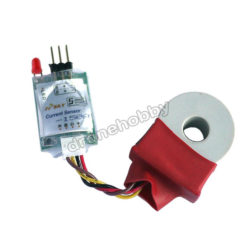 Free Shipping FrSky current sensor FAS150S RC accessories measuring current range of 0A-150A free shipping band shell 0 5a ac current sensor to detect the full range of linear output delay