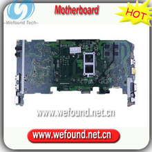 100% Working Laptop Motherboard for asus U36JC Mainboard full 100%test