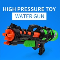 Soaker Pump Action Watergun High Pressure Large Capacity Water Toy Gun Children Outdoor Game Shooting Baby