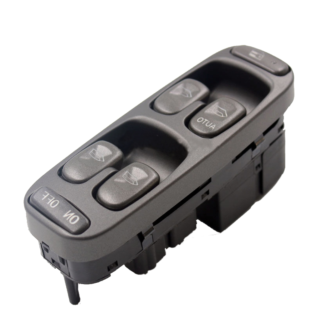 8638452 Electric Power Window Master Switch Left Drive Side For Volvo V70 S70 XC70 1998 2001 99 00|window master switch|master switch|power window master switch - title=
