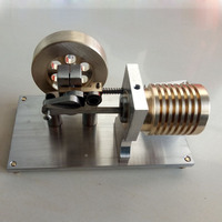 Stirling engine model accessories igniting engine full metal power motor motor toy steam miniature