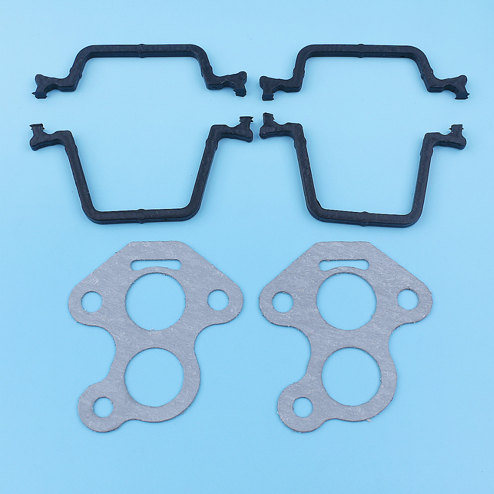 Cylinder Gaskets Set Carb Kit For <font><b>Husqvarna</b></font> 135 <font><b>140</b></font> 135e 140e Chainsaw Replacement Parts image