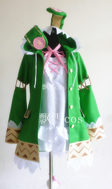 Anime DATE A LIVE Yoshino cosplay costume any size custom
