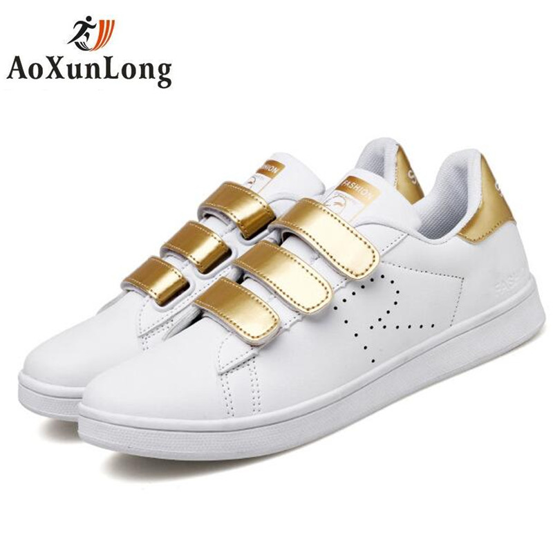 Men's Leather Casual Shoes Autumn Krasovki Luxury Brand Shoes Men white shoes Loafers Adult Moccasins Male Shoes Chaussure Homme 2017 spring autumn casual men s shoes basket femme chaussure tenis feminino male shoes sport krasovki trainers luxury presto