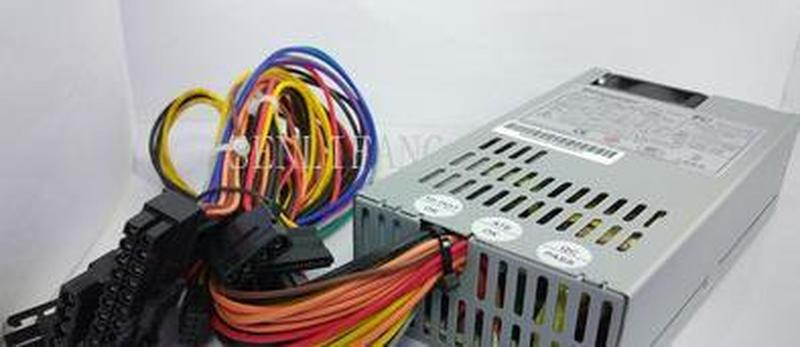 NEW PSU Rated 1U Flex Power Supply 200W Mini Industrial Server Pc Computer Power For Advertising Queuing Machine 100-240V