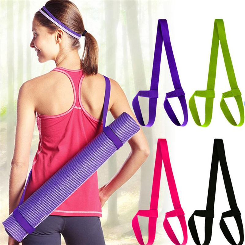 Aliexpress.com : Buy Yoga Mat Straps With Yoga Straps
