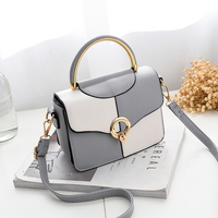 Panelled Ladies Fasion Handbag