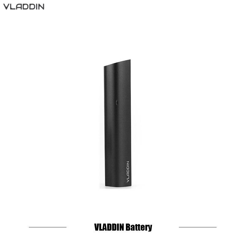 Origianl Électronique Cigarettes Batterie Vladdin Batterie 350 mah USB imputable Pour Vladdin Êtes plein Pod Kit